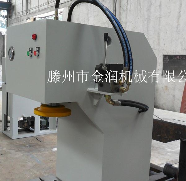 yq41-40吨单臂液压机配置技术参数图片